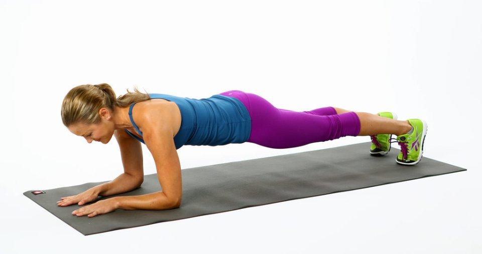 Elbow-Plank